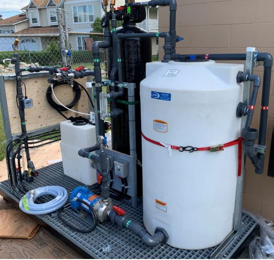 Pilot Water Treatment Plants Rental