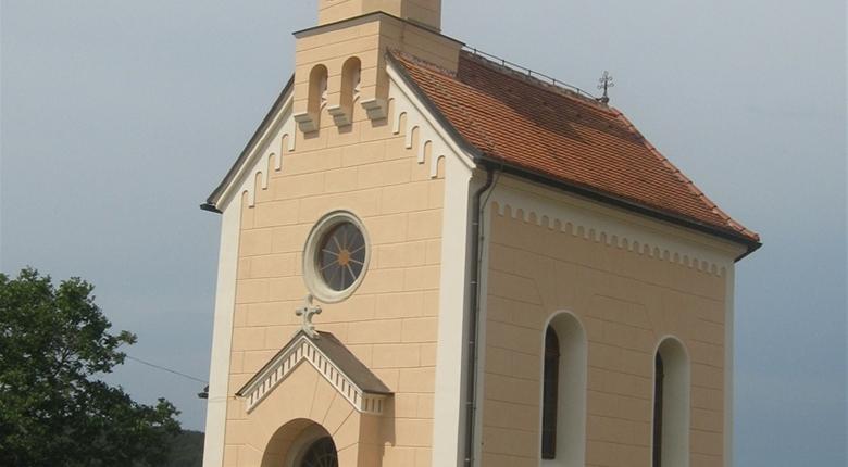 kapela sv. Roka, Podgrađe