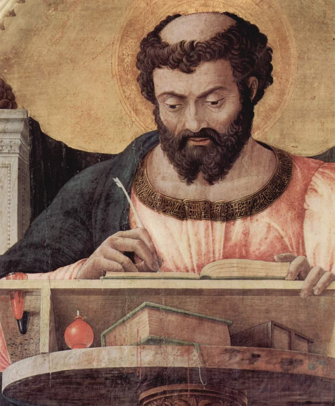 Sv. Luka, evanđelist, po predaji je bio liječnik. Sveti Luka je zaštitnik liječnika, kirurga, umjetnika, slikara, kipara, pisara, zlatara, mesara, neoženjenih muškaraca, izrađivača stakla i čipke. Lukin grob časti se u Padovi u Italiji, u bazilici svete Justine. Blagdan svetog Luke u Rimokatoličkoj Crkvi je 18. listopada, a istoga ga datuma slave i pravoslavne crkve (ako koriste julijanski kalendar, to je prema gregorijanskom 31. listopada).
