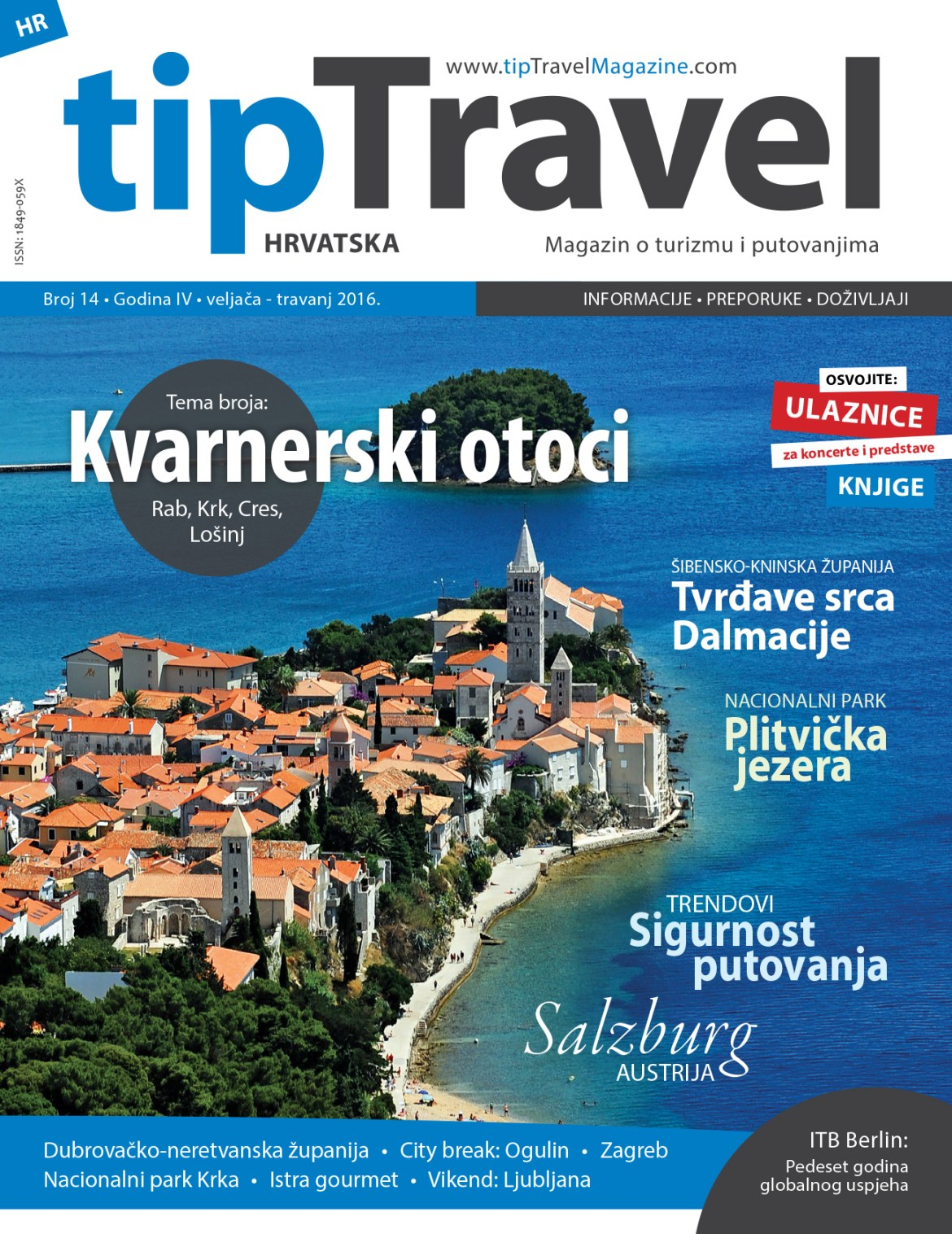 Cover - tipTravel magazine 014 HR