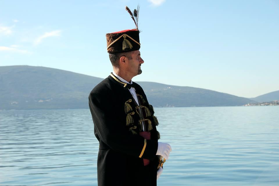 Bokeljska mornarnica, fotografija Dražen Zetić, Donja Lastva, Boka kotorska, Crna Gora, 2015.