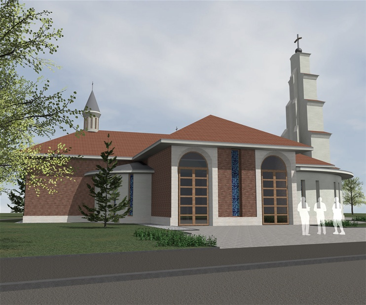 Crkva sv. Ivana Pavla II., pape u Poznanovcu 4