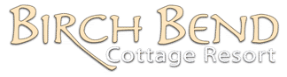 Birch Bend Cottage Resort logo