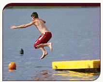Raft jumper