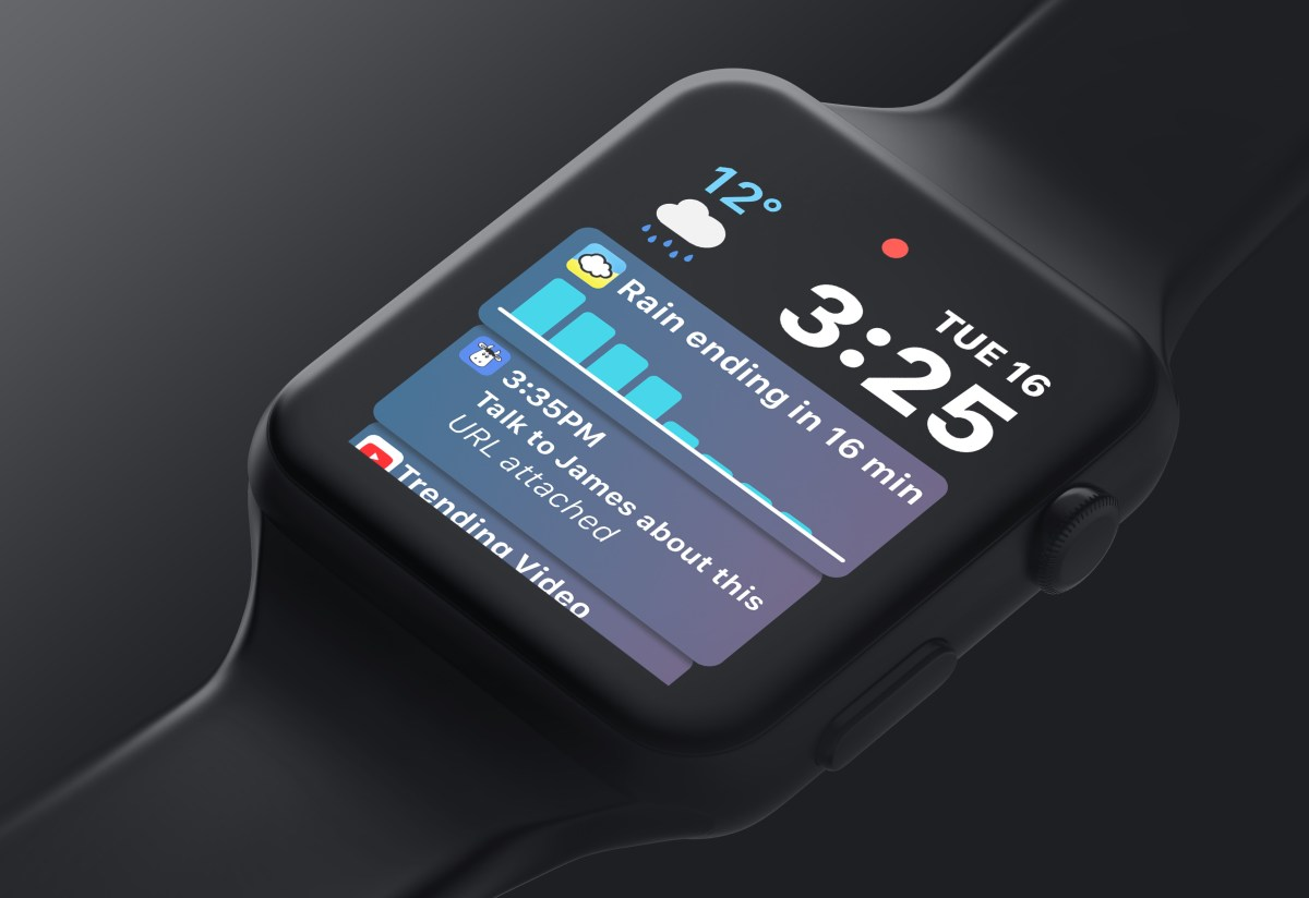 watchOS 5: A Relatively Modest Proposal – BirchTree