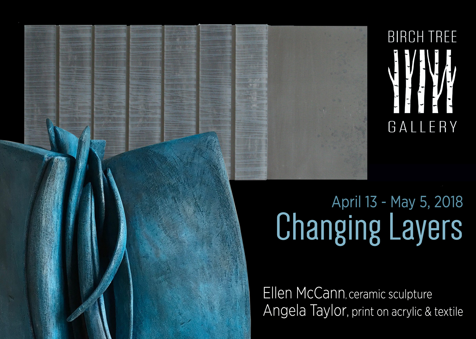 Birch Tree Gallery - Changing Layers