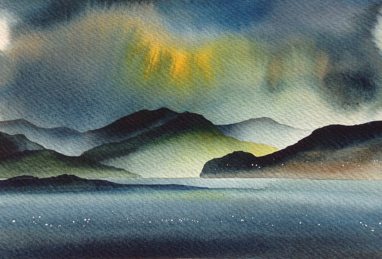 Ian Scott Massie. The Sound of Sleat