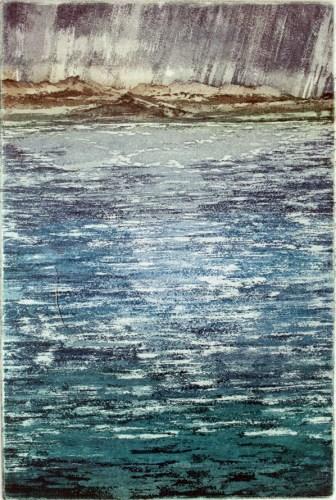 Ian McNicol. View to Arran