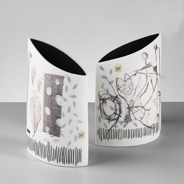 Lorna Fraser. Herbarium series