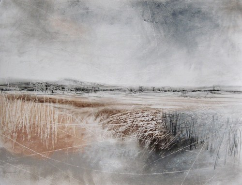 Wild-Lands-Janine-Baldwin-pastel-charcoal-and-graphite-on-paper-28-x-36cm