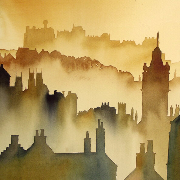 Ian Scott Massie. Edinburgh - square cropped