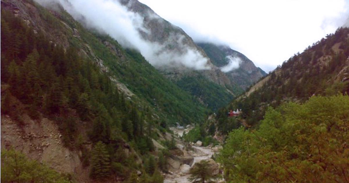 Gangotri-National-Park