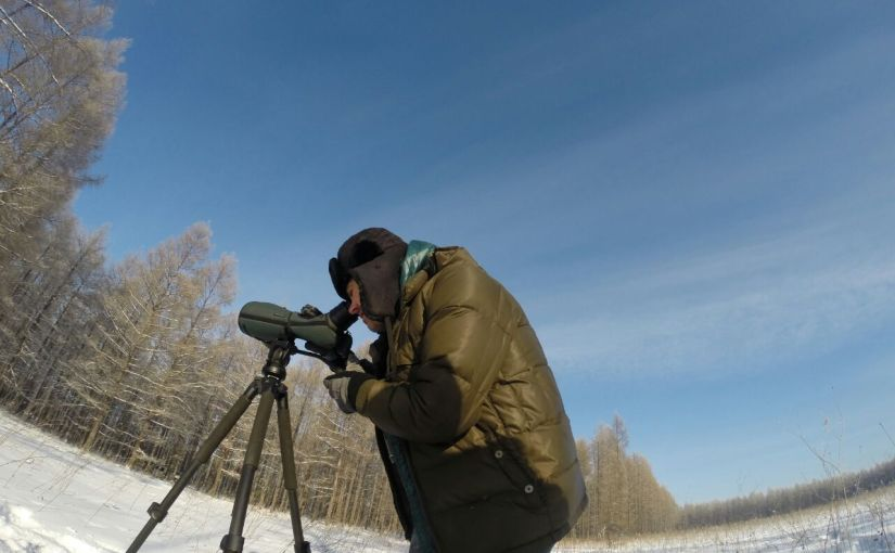 Northern Inner Mongolia In Winter – Trip Report