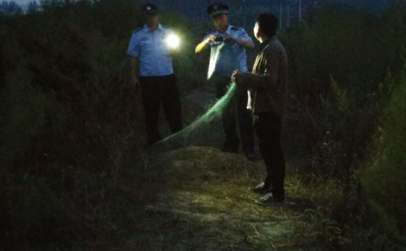 Battle Of Shunyi: Police Arrest Two Poachers!