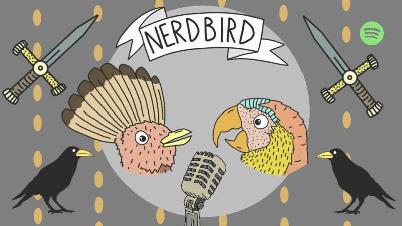 NerdBird-podcast