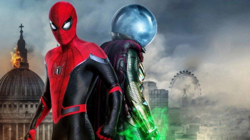 spider-man-far-from-home-netflix-release