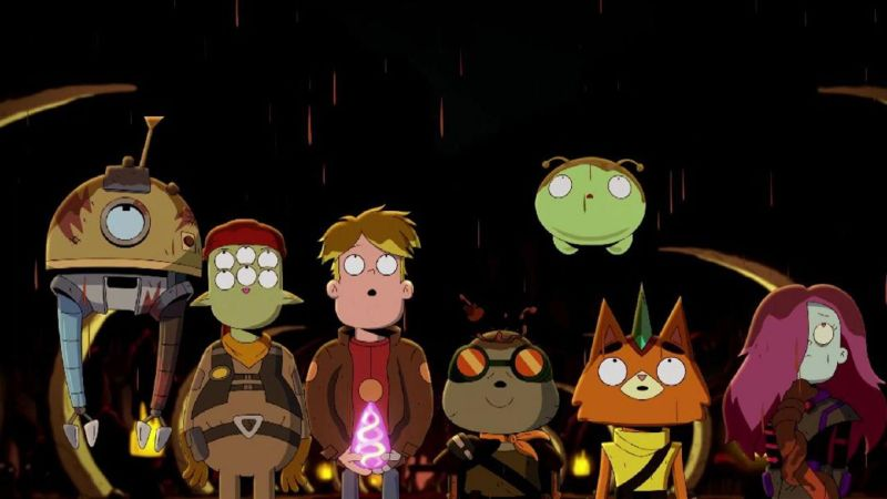Final space 5