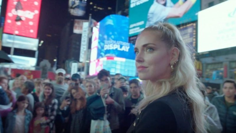 Chiara Ferragni Unposted New York