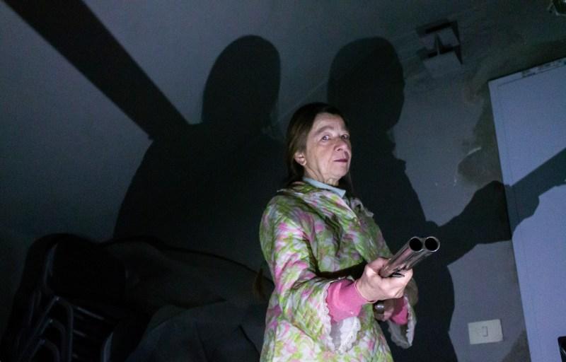 1 Sleepless di C. Churchill regia Lorenzo Loris nella foto Elena Callegari, Ph Davide Pinardi