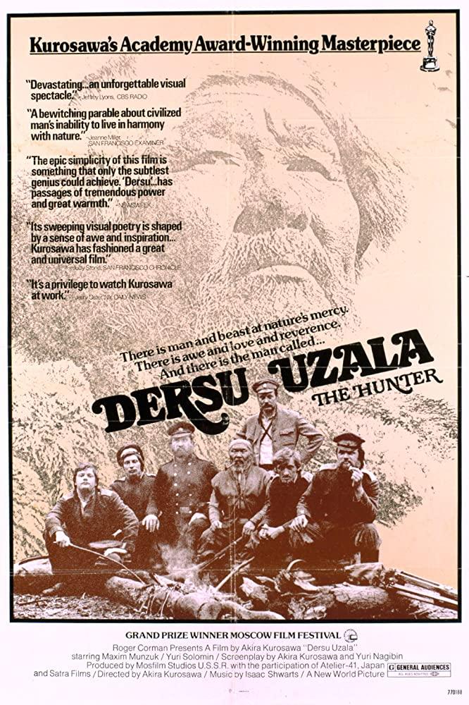 dersu-uzala-locandina-centodecimo-anniversario-Akira-Kurosawa