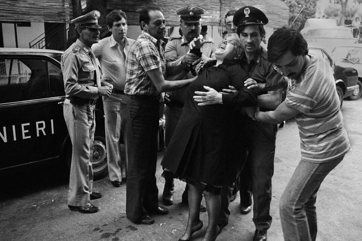 Letizia Battaglia: Shooting the Mafia