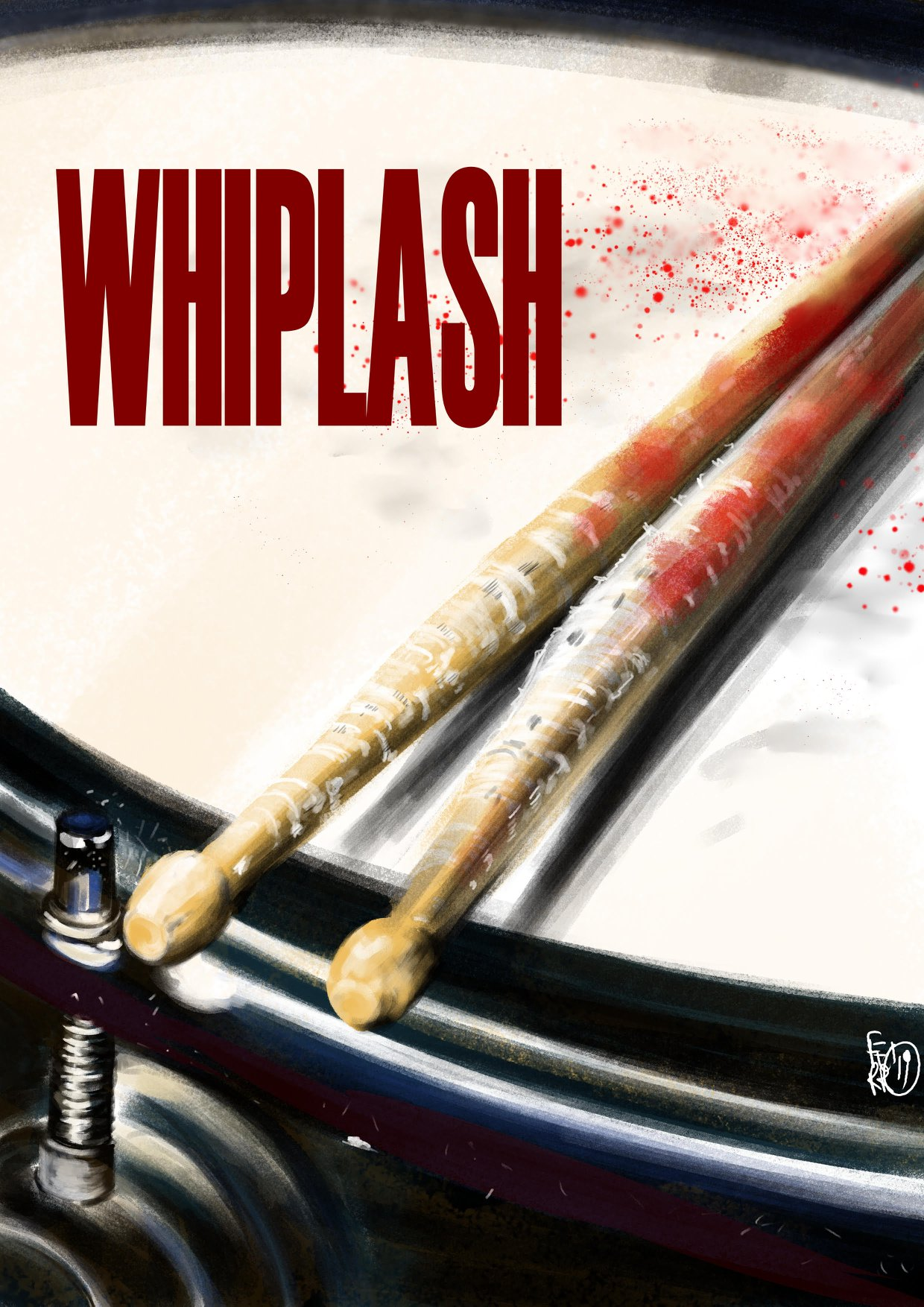 Riccardo Ferrari - Whiplash (2019)