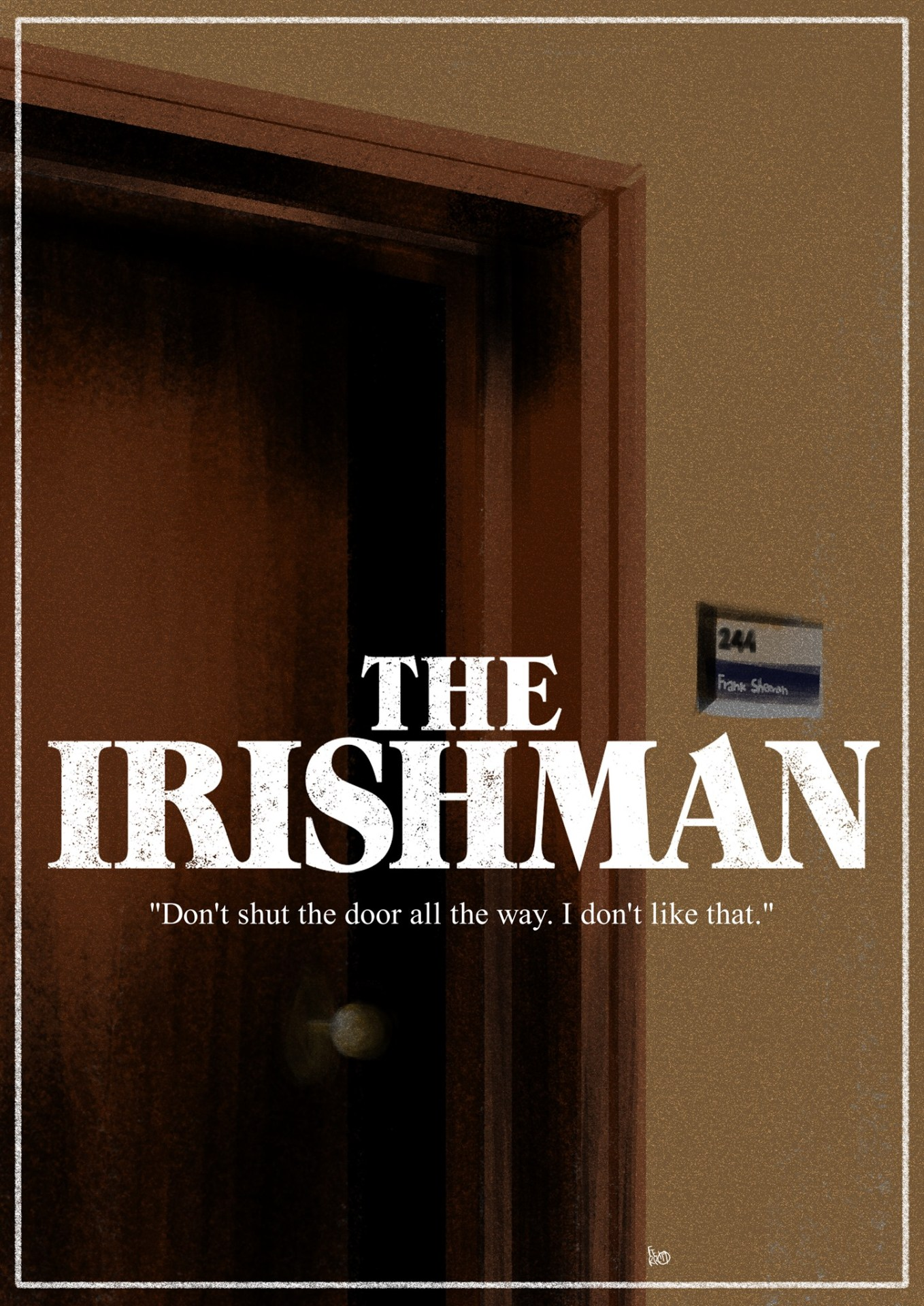 Riccardo Ferrari - The Irishman (2019)