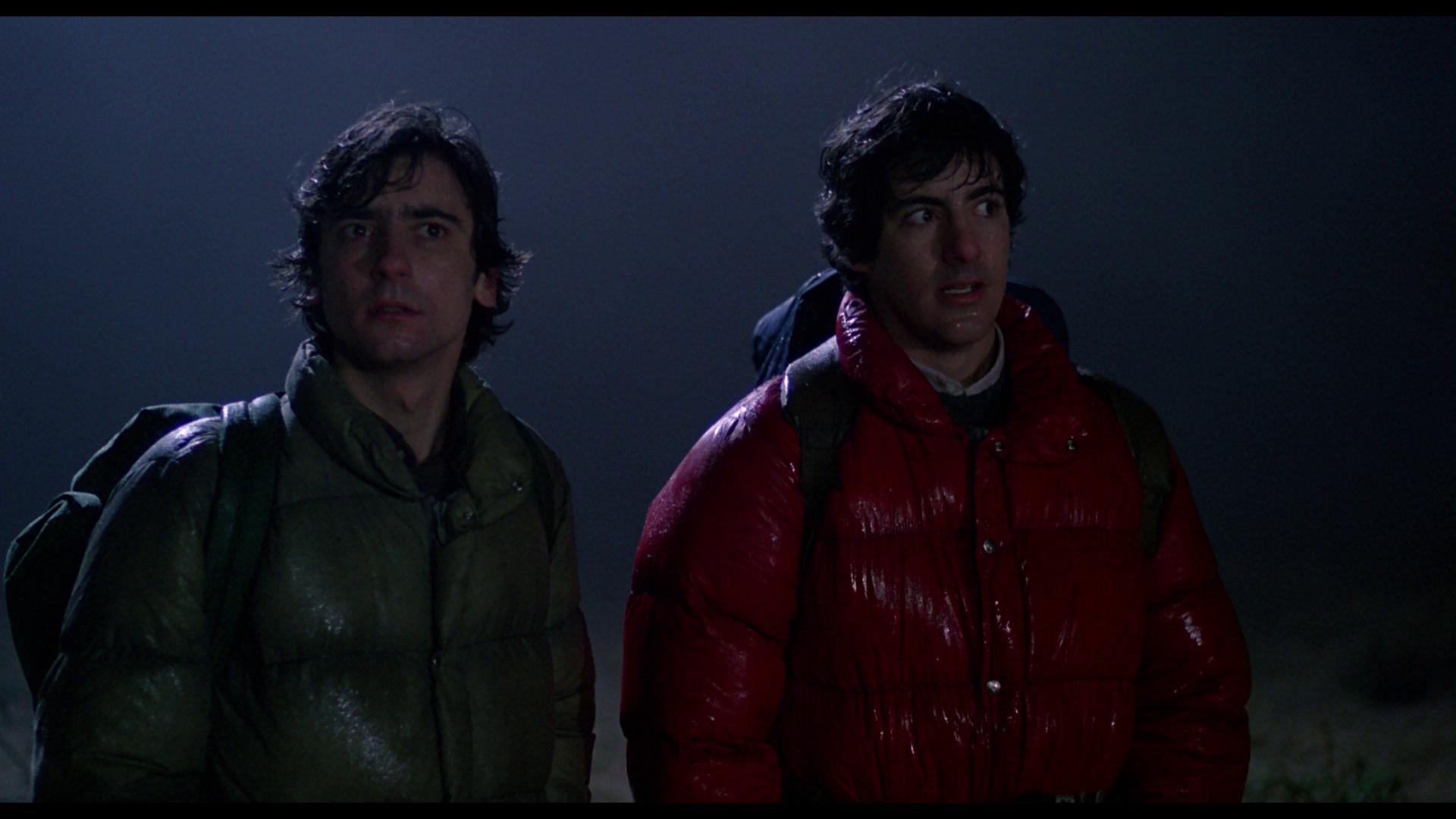 jack e david un lupo mannaro americano a londra