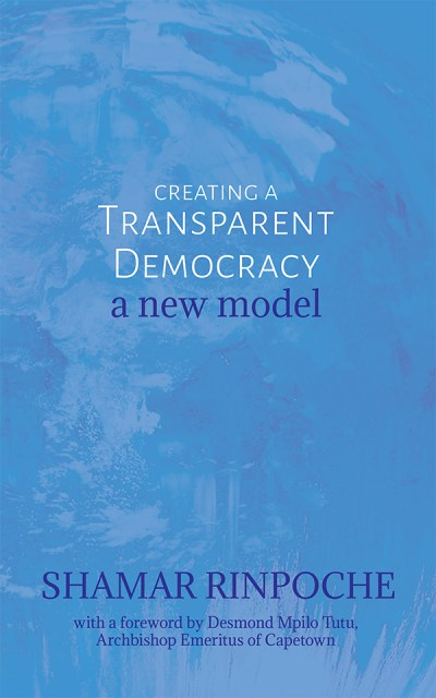 Creating a Transparent Democracy book
