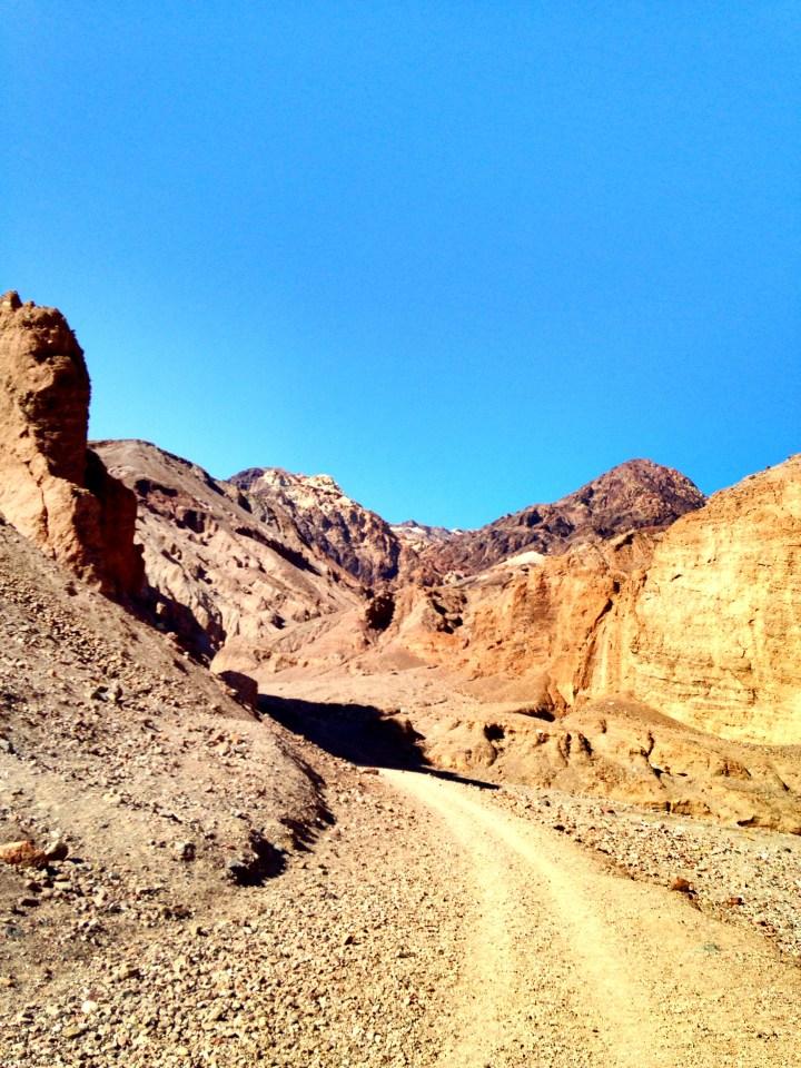 Death Valley : la chaleur mortelle