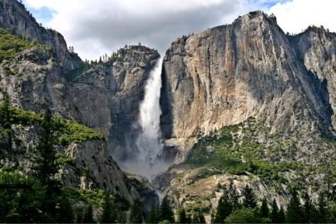 Yosemite Falls Upper