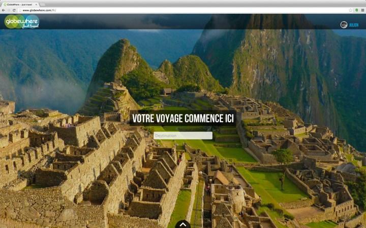Globewhere : la plateforme interactive de voyages