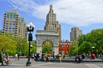 NYC_-_Washington_Square_Park