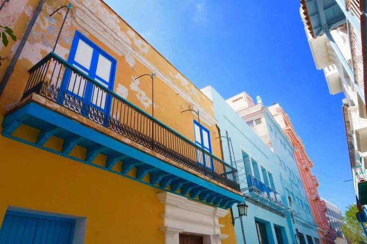 Sous le soleil de Cuba