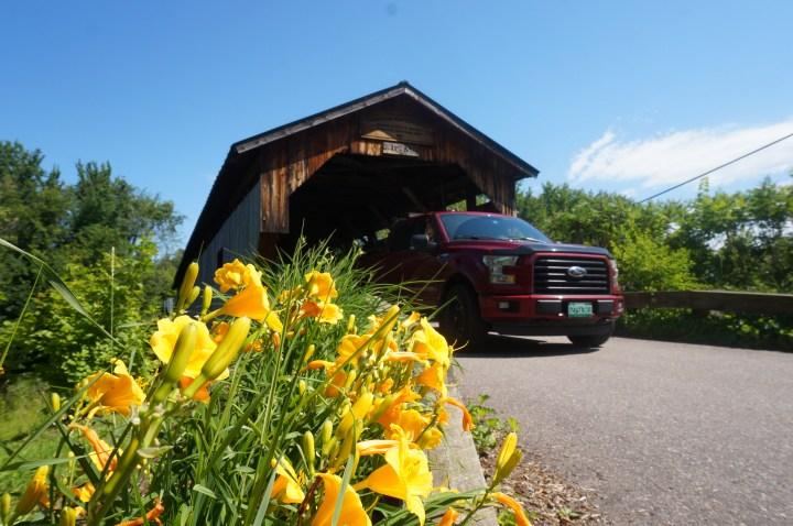Grist Mill Covered Bridge