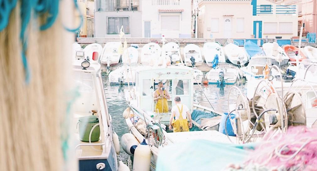 vallon auffes pêcheurs