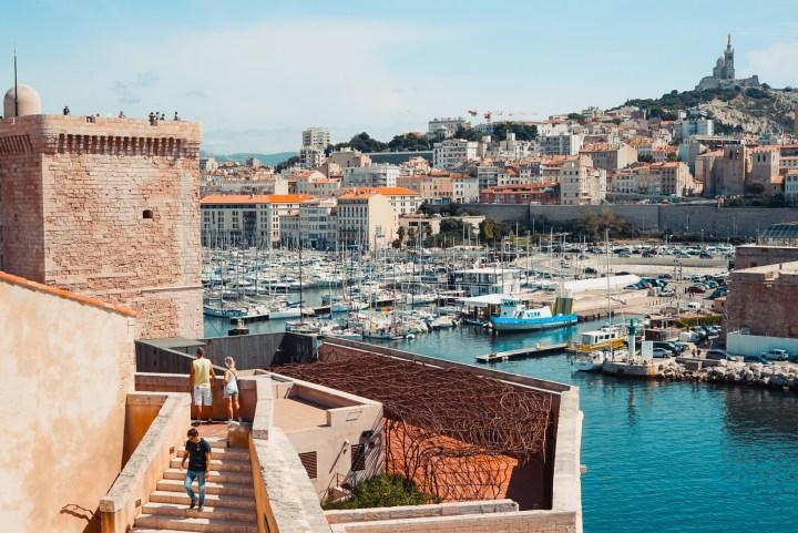 Les plus belles vues Marseillaises