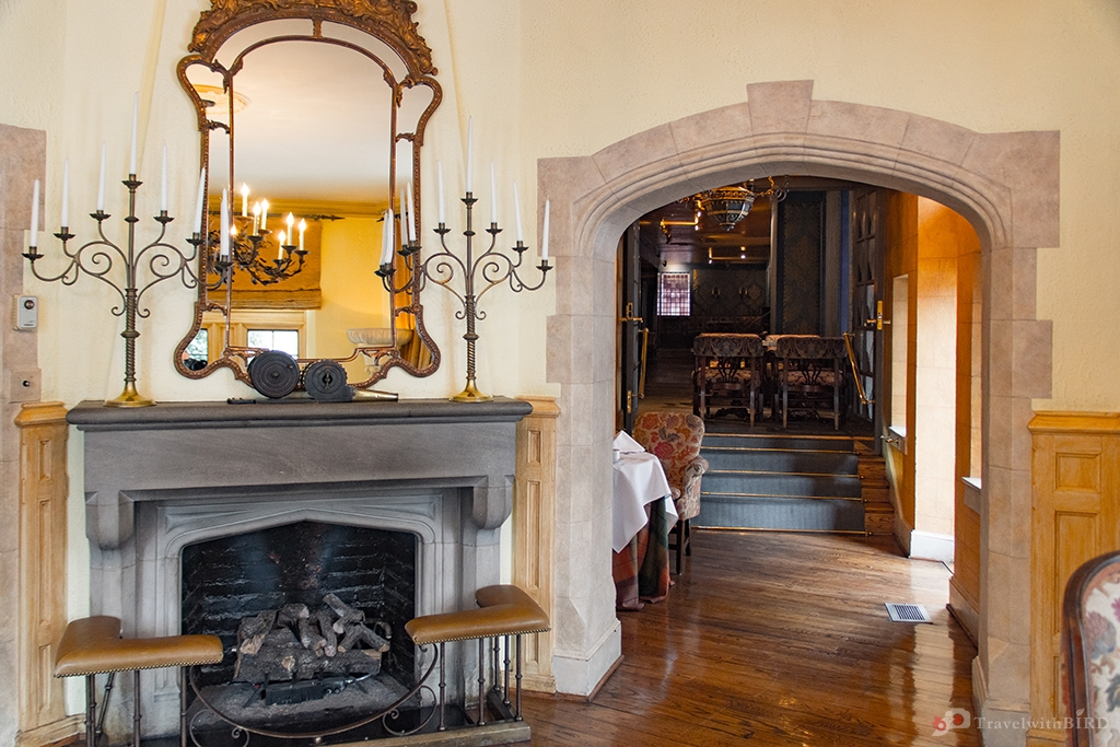 Old charm in the Henley Park Hotel