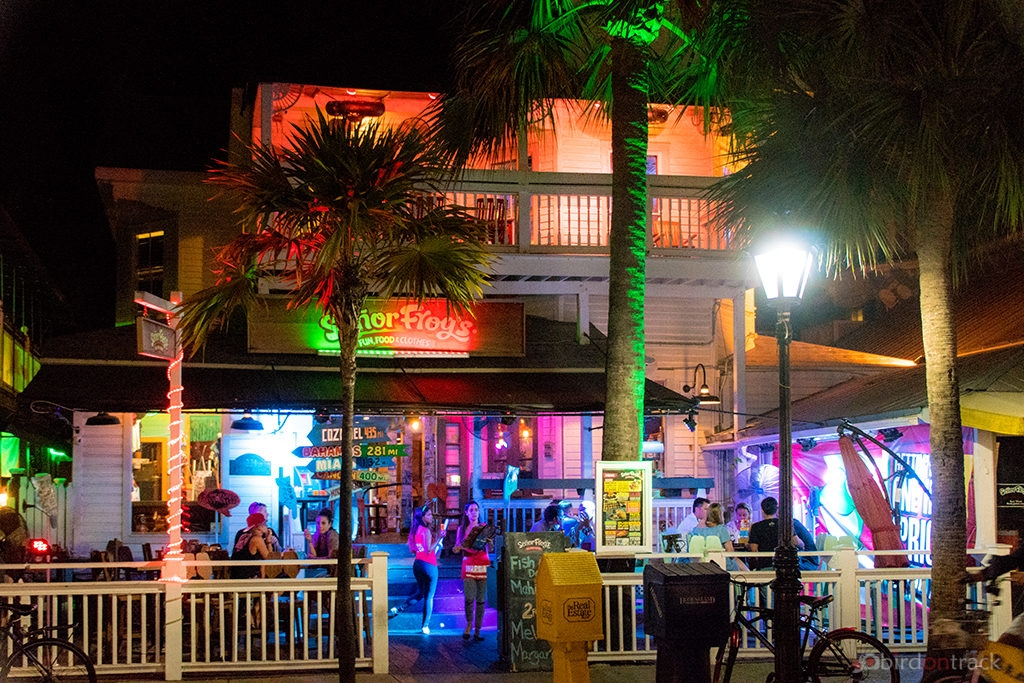 Party in Duval Street, Key West
