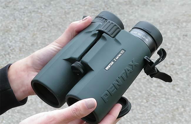 Pentax Z-series ED Binoculars