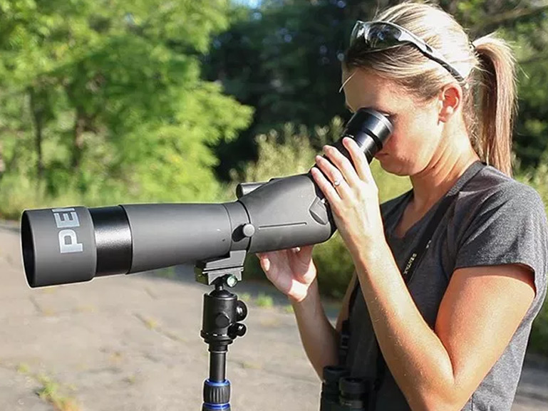 Pentax Spotting Scope Review
