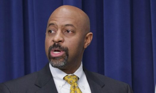 White House Deputy Assistant to the President for the Office of Urban Affairs, Justice and Opportunity Roy Austin at the Eisenhower Executive Office Building in Washington, D.C., on Feb. 11, 2015. (Chip Somodevilla/Getty Images)