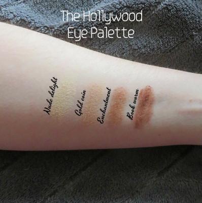 Hollywood palette