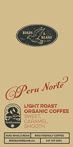 Bird Friendly Peru Norte