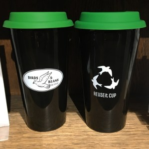 REUSEit Travel Mug