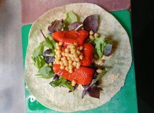 Grab and Go Wraps - Conscious Food!