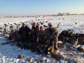 Goose Hunting Colorado