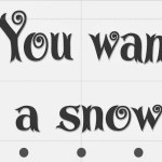 """Frozen"" Inspired Snowman Sign Tutorial and Printable Template"