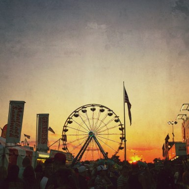 Fair Sunset