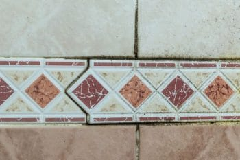 how to change tile color without replacing